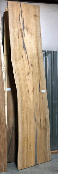 Natural Live Edge Wood Slab, Canela Wood - J17740 - Impact Imports