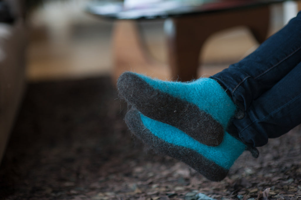 The Unique Home Socks