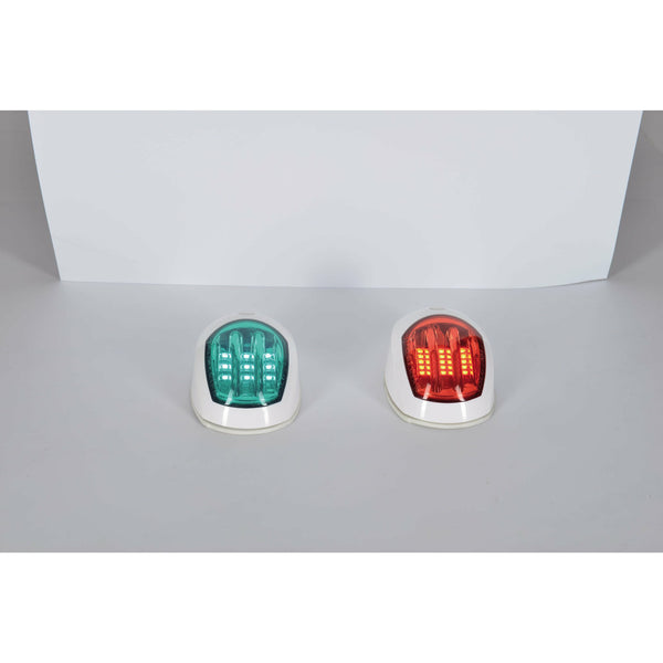 Talamex Led Naviagationlights White Set (Starboard+Port) 12543061