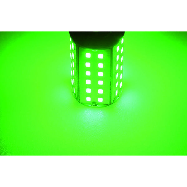 Talamex S-Led 60 10-30V Bay15D Green 14340556
