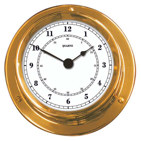 Talamex Clock Brass 110/84MM 21421101