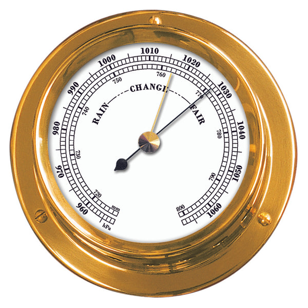 Talamex Barometer Brass 110/84MM 21421102