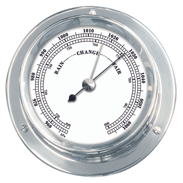Talamex Barometer Chromed 110/84MM 21421112