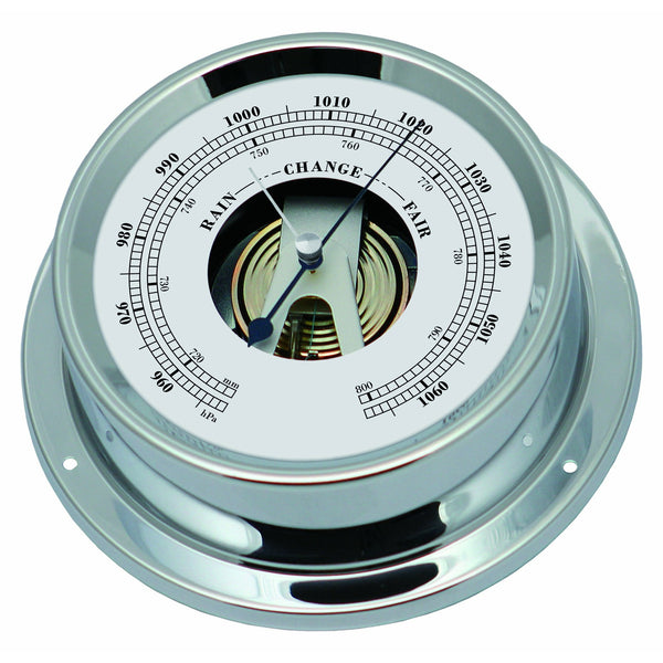 Talamex Barometer Chromed  125/100MM 21421142