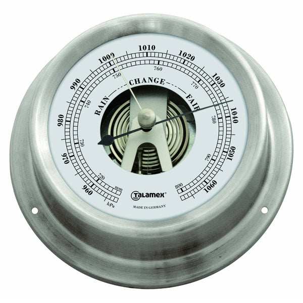 Talamex Barometer Stainless Steel 125/100MM 21421146