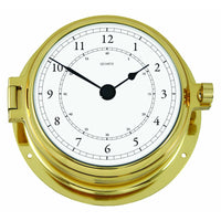 Talamex Clock Mass. Brass 160/120MM 21421171