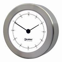 Talamex Clock Stainless Steel 100MM 21421195