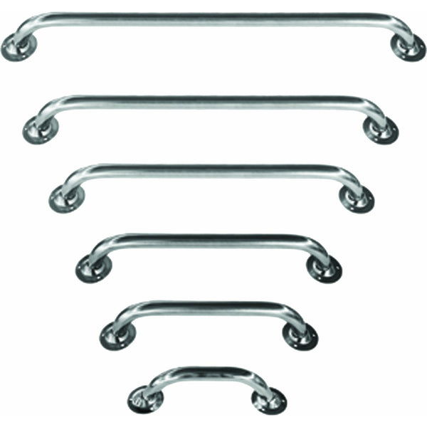 Talamex S.Steel Hand Rails With Bases 22X200 72135220