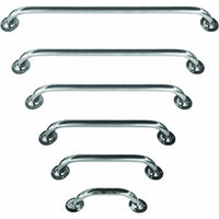Talamex S.Steel Hand Rails With Bases 22X500 72135250