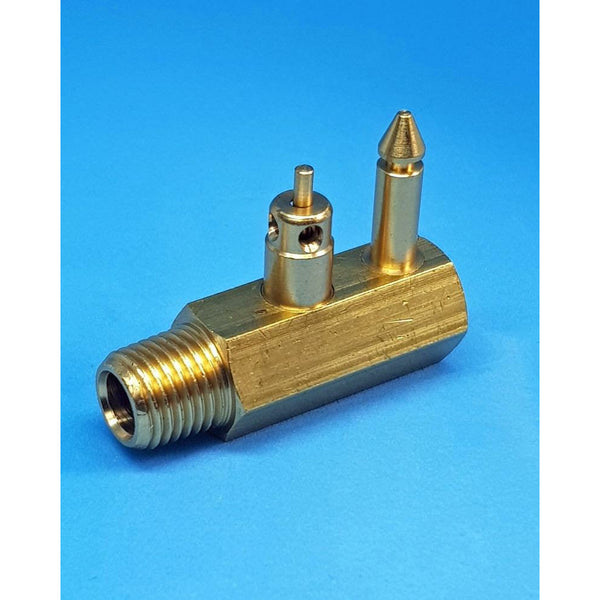 Yamaha Style Brass Fuel Tank Connector