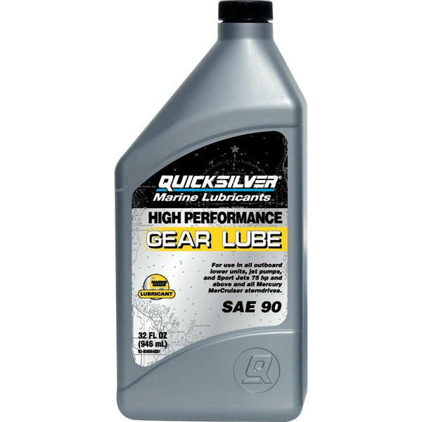 Quicksilver Gear Oil