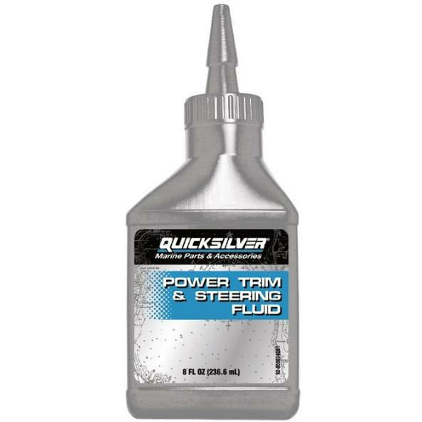 Quicksilver Power Trim & Steering Fluid