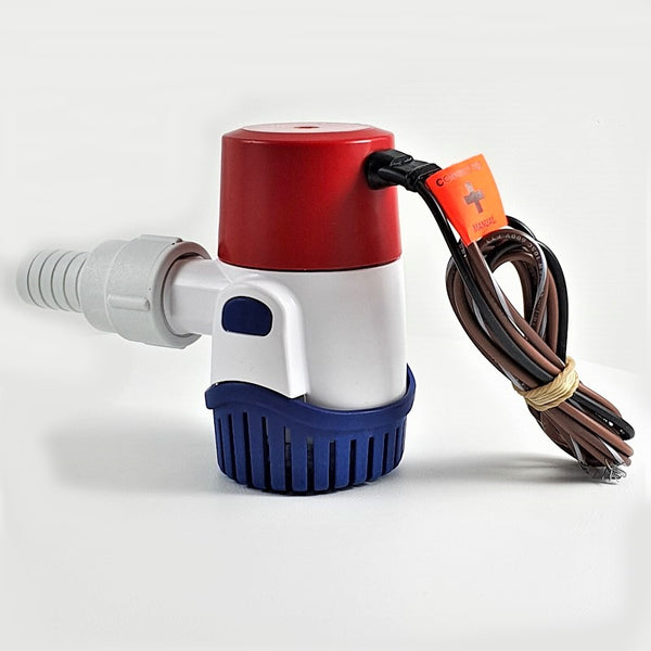 Rule Jabsco Automatic Bilge Pump 500GPH