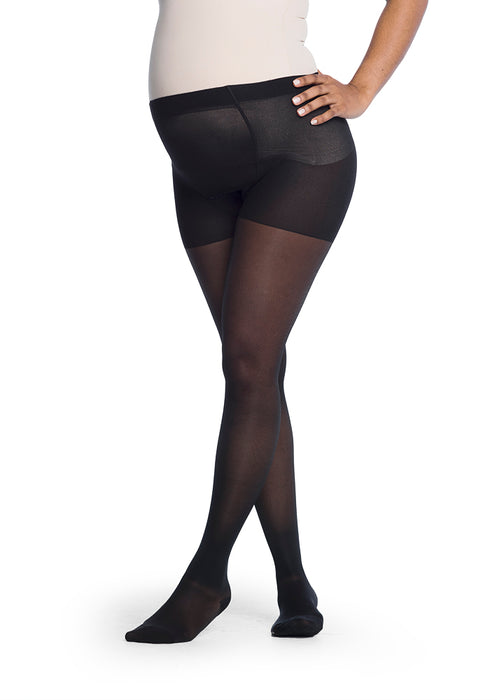SIGVARIS SHEER FASHION FOR WOMEN 120 Maternity Pantyhose