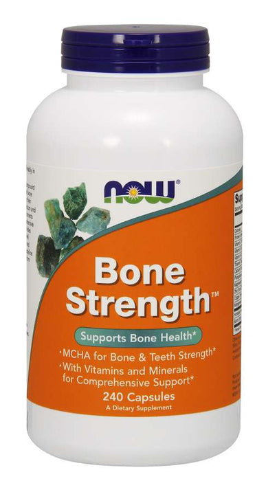 Now Bone Strength Caps