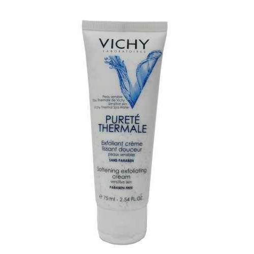 Vichy Purete Thermale Purifying Exfoliating Skin Cream