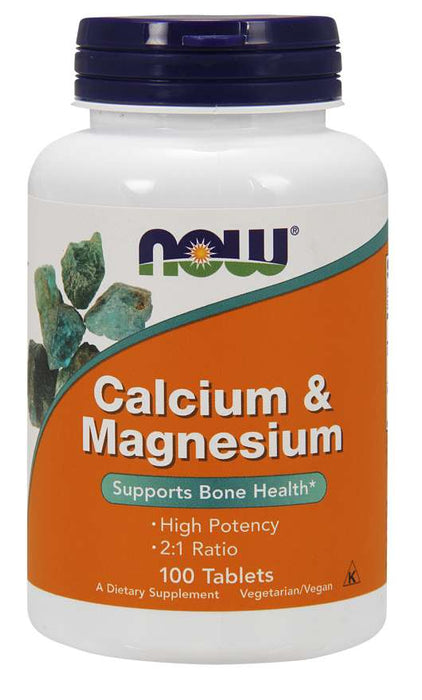 Now Cal- Mag 500/250mg