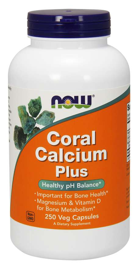 Now Coral Calcium Plus Mag