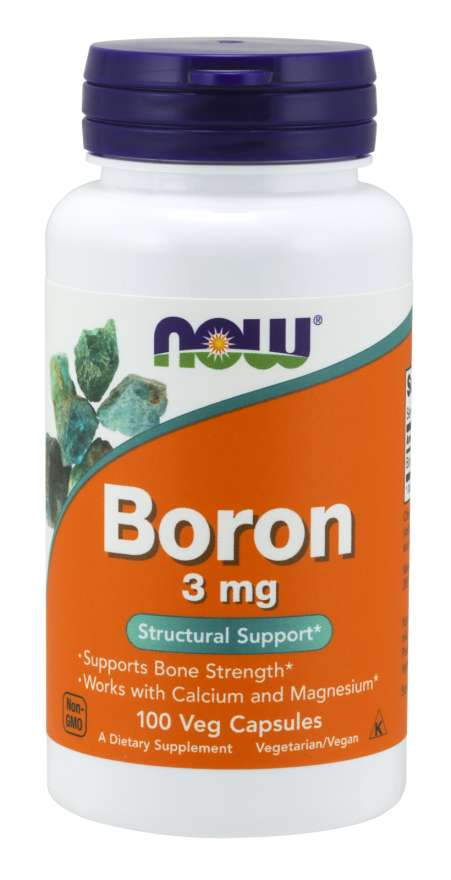 Now Boron 3mg