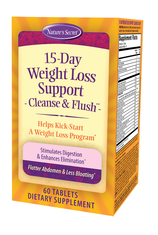 Irwin Naturals 15-Day Weight Loss Support Cleanse & Flush