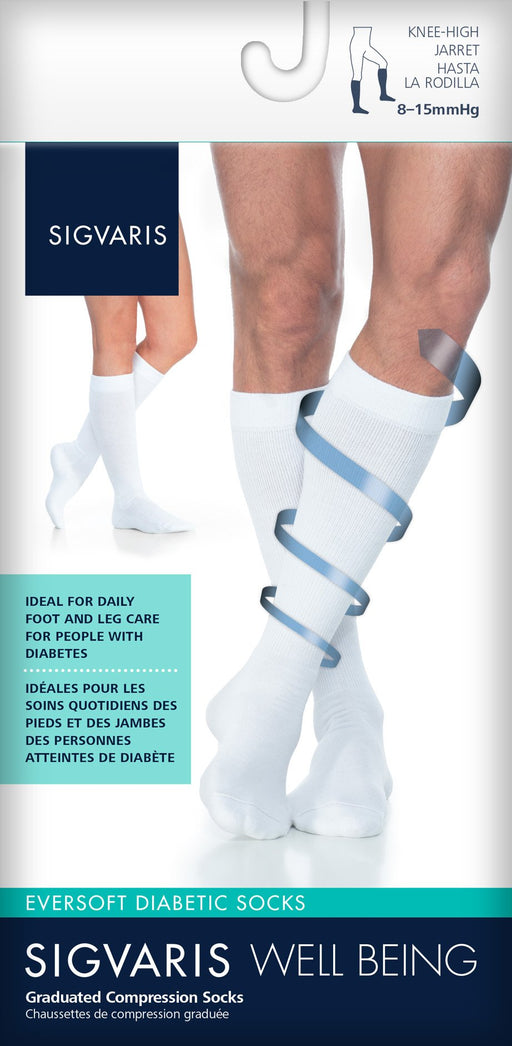 SIGVARIS EVERSOFT DIABETIC SOCKS 160