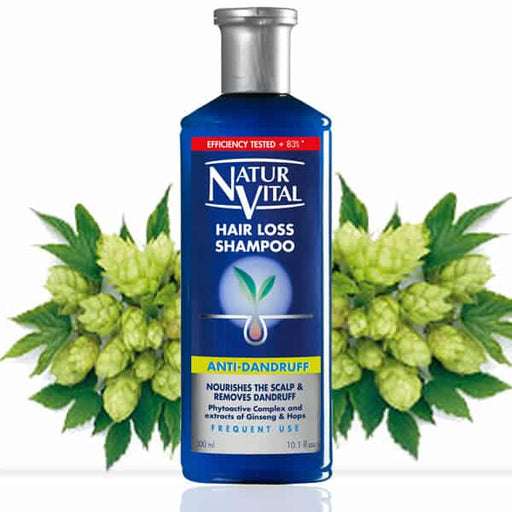 Naturvital-Hair Loss Shampoo Anti Dandruff