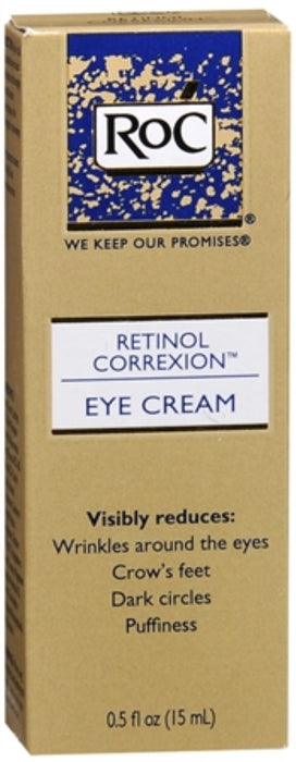 RoC Retinol Correxion Eye Cream 0.50 oz