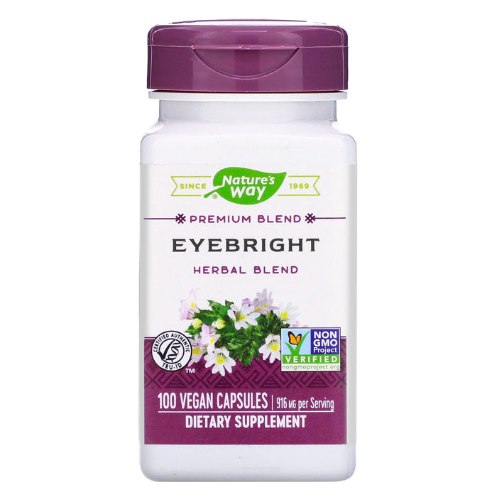 Nature's Way Eyebright Herbal Blend 916 mg
