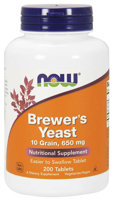 Now Brewers Yeast 10 Grain