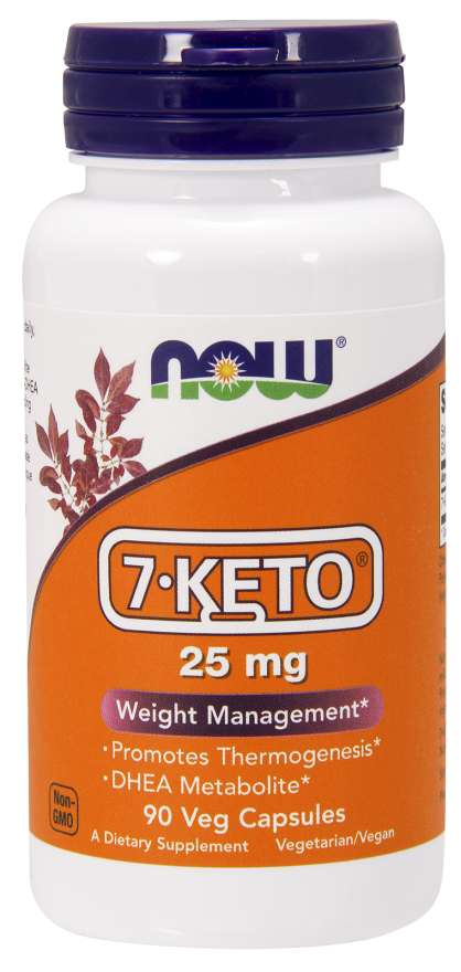Now 7-Keto 25mg
