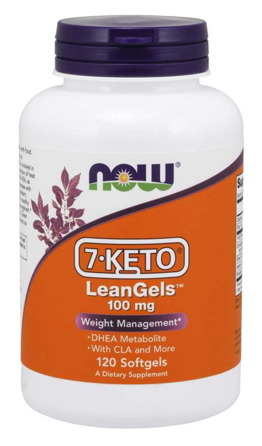 Now 7-Keto 100mg Softgels