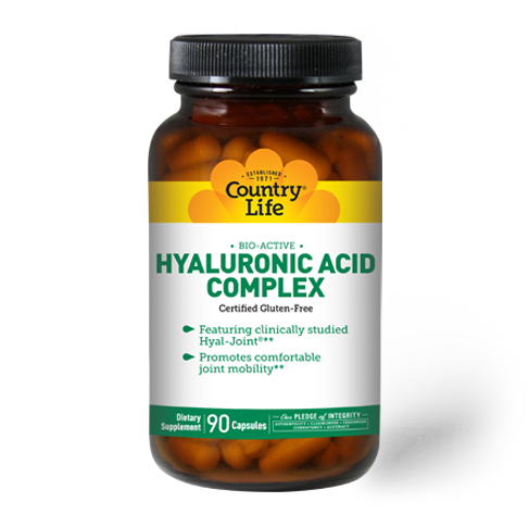 Country Life Hyaluronic Acid CX