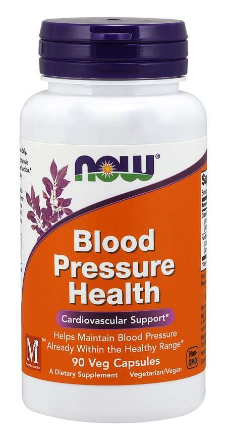 Now Blood Pressure Health