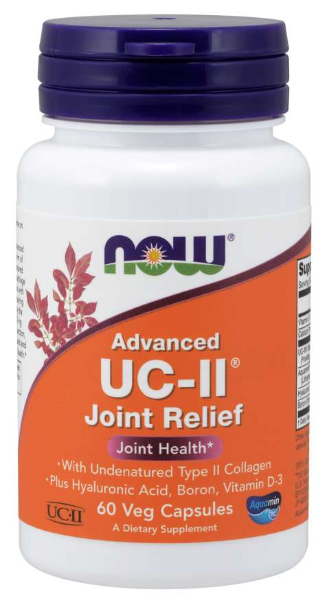 Now Advanced Uc-Ii(R) Joint Relief