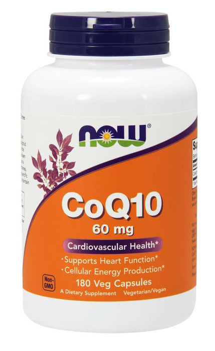 Now Coq10 60mg