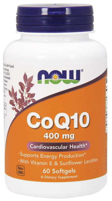 Now Coq10 400mg