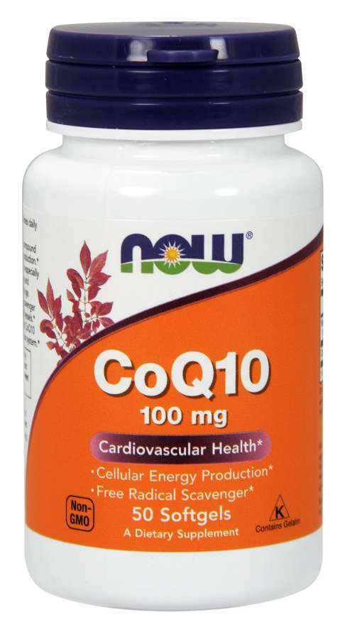 Now Coq10 100mg