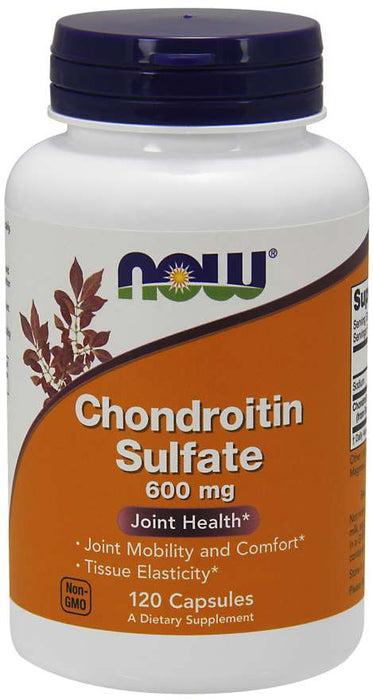 Now Chondroitin Sulfate 600mg
