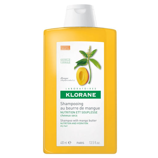 Klorane Shampoo With Mango Butter