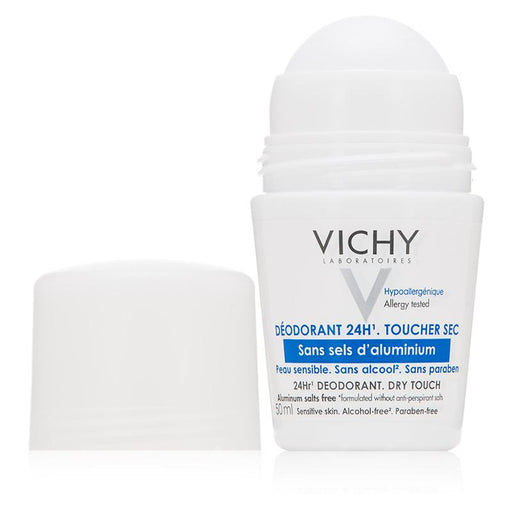 Vichy Dry Touch Roll-On 24 Hour Deodorant