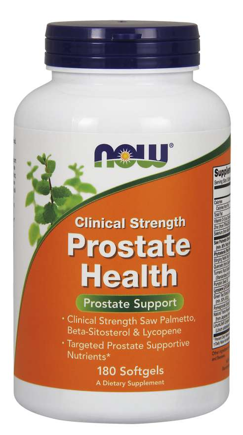 Now Clinical Prostate Health