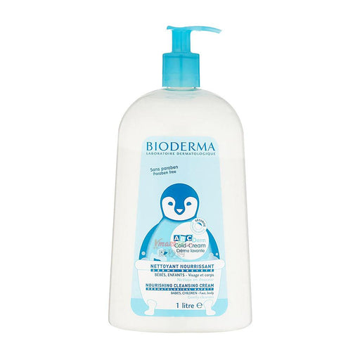 Bioderma Abcderm Cold Cleansing Cream 33.4oz
