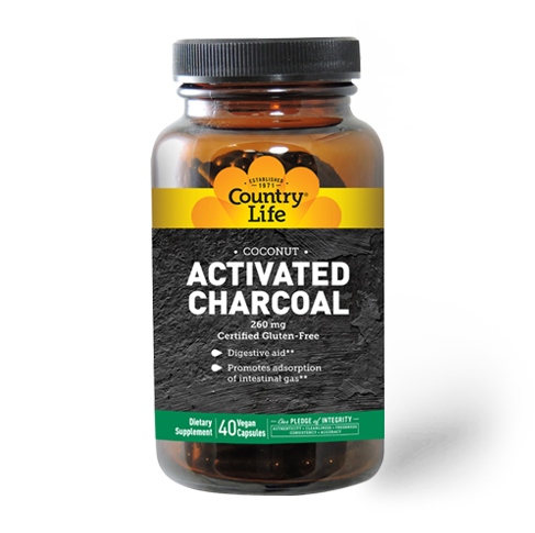 Country Life Charcoal Capsules