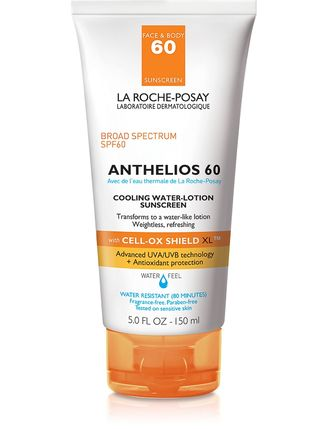 La Roche-Posay Anthelios Cooling Spf 60 Sunscreen
