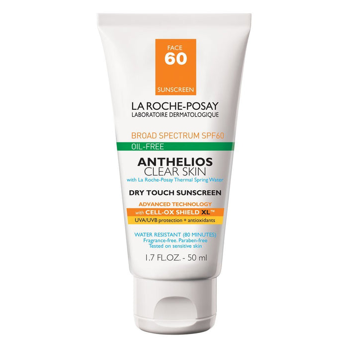 La Roche-Posay Anthelios Clear Skin Spf 60 Sunscreen