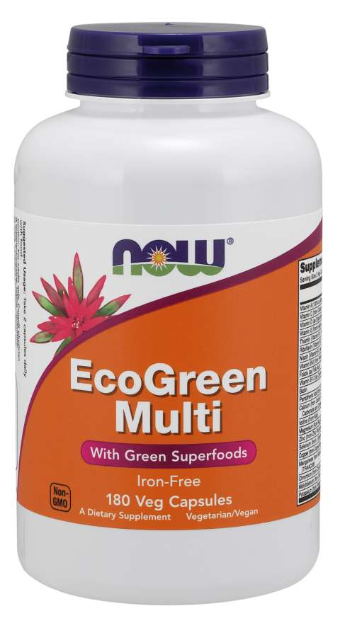 Now Eco-Green Multi