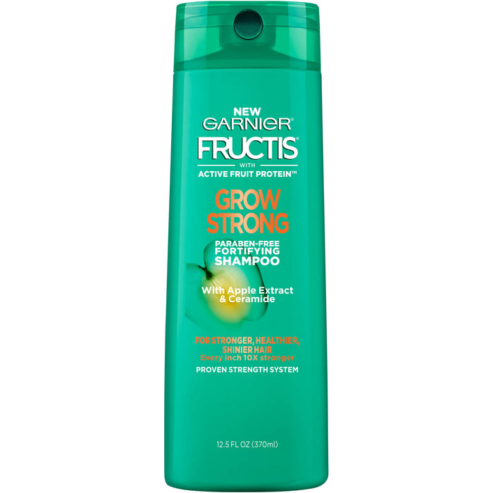 Garnier Hair Care Fructis Grow Strong Shampoo, 12.5 fl oz