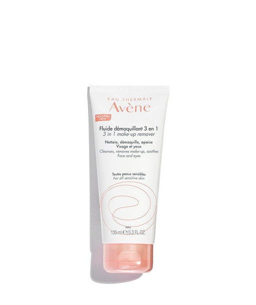 Avene 3 in 1 Make-Up Remover 3.3Oz