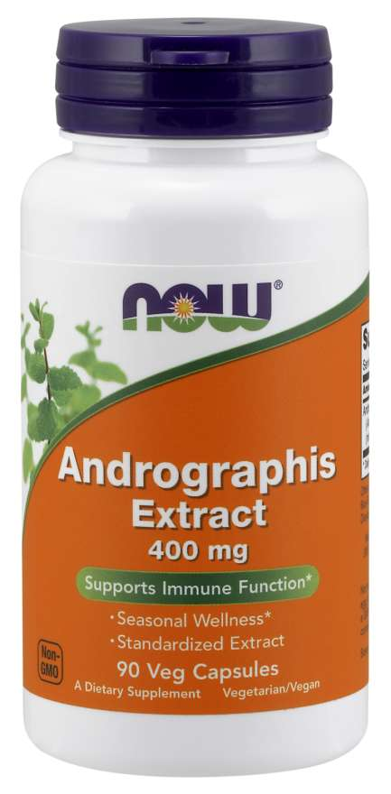 Now Andrographis Extract 400mg