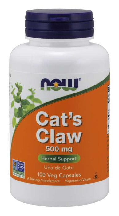 Now Cat'S Claw 500mg